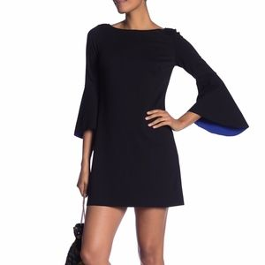 Bailey 44 Dresses - Bailey 44 bell sleeve Ponte knit dress M XS/S